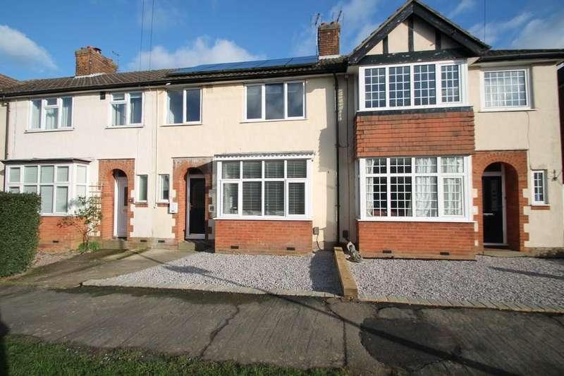 3 Bedrooms Terraced House for sale in Walton Way, Aylesbury