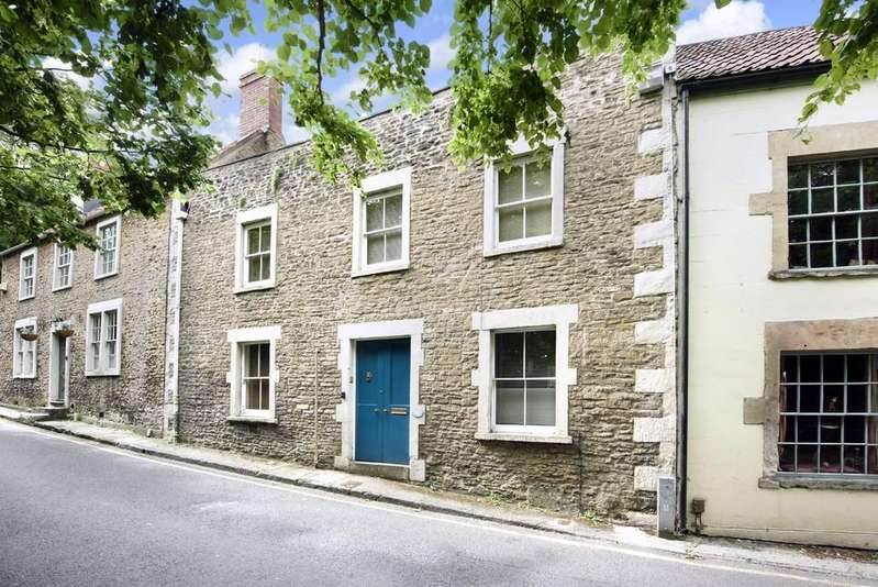 4 Bedrooms Terraced House for sale in Vicarage Street, Frome