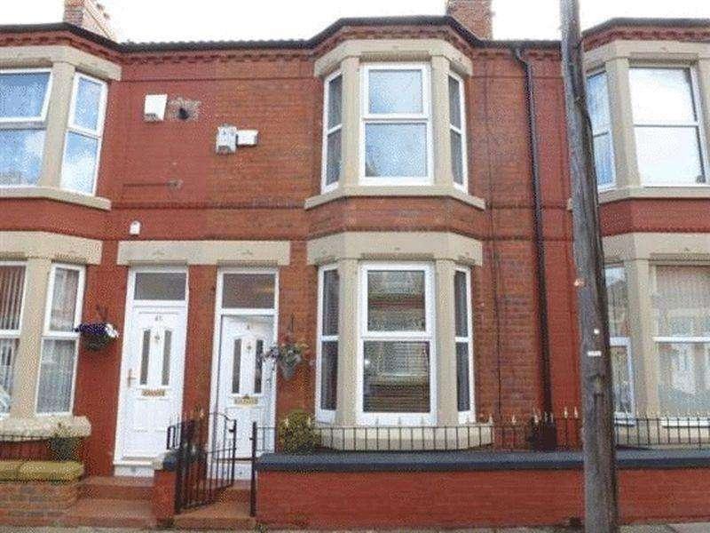 2 Bedrooms Terraced House for sale in Portland Street, Birkenhead