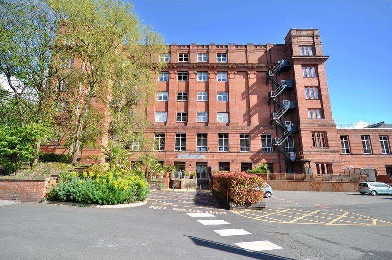 2 Bedrooms Apartment Flat for sale in Holden Mill, Blackburn Road, Bolton