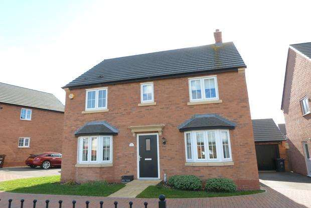 4 Bedrooms Detached House for sale in Brookfield Road, Rothley, Leicester, LE7