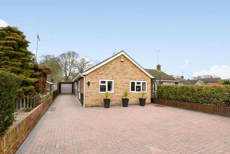 4 Bedrooms Bungalow for sale in Morrells Close, Didcot, OX11