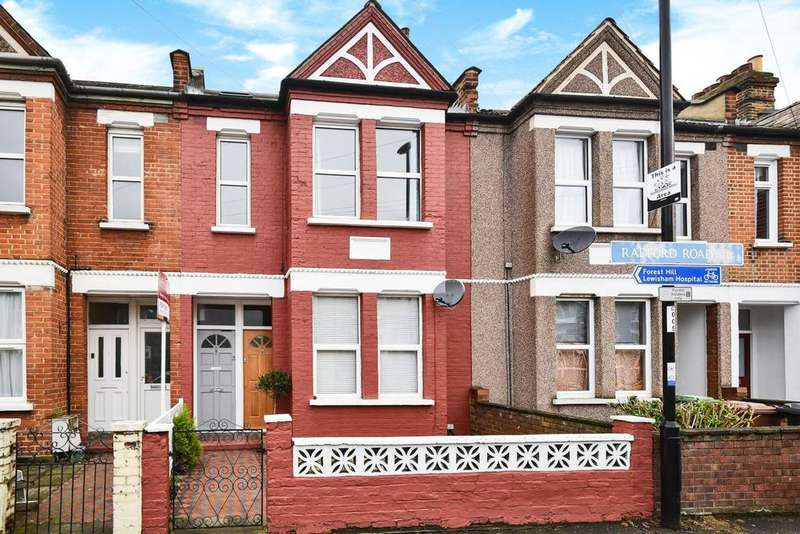 3 Bedrooms Flat for sale in Radford Road, Hither Green