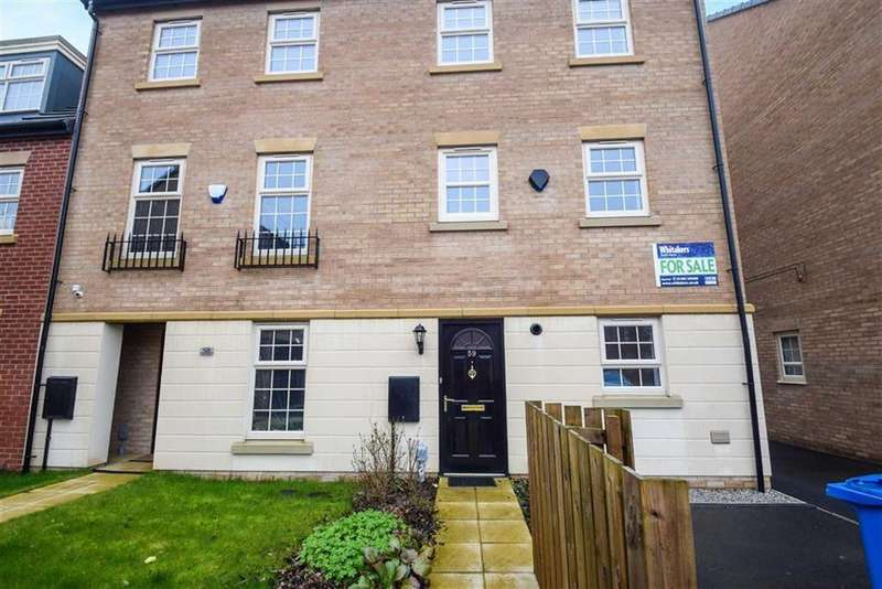 2 Bedrooms Town House for sale in Boothferry Park Halt, Hull, HU4