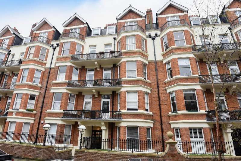 3 Bedrooms Flat for sale in Wymering Road, Maida Vale, W9, W9