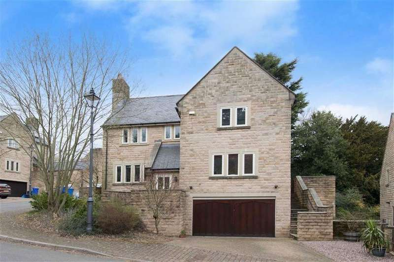 4 Bedrooms Detached House for sale in 14, Tapton Park Mount, Sheffield, S10