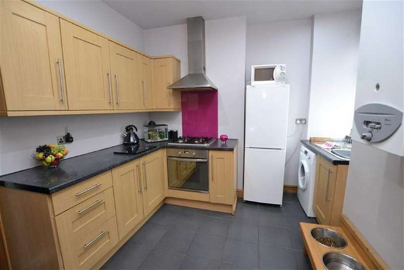 2 Bedrooms Terraced House for sale in Harley Street, Burnley, Lancashire