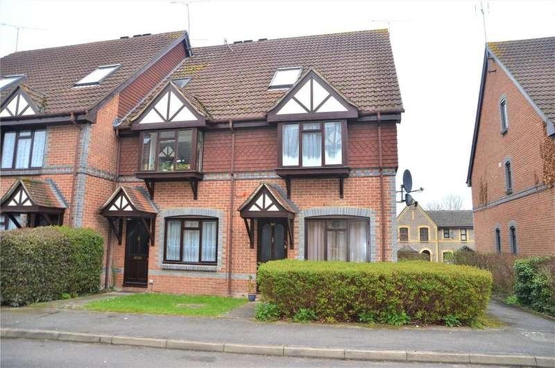 1 Bedroom Maisonette Flat for sale in Rowe Court, Grovelands Road, Reading, Berkshire, RG30