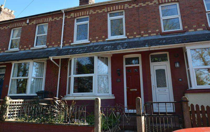 2 Bedrooms Terraced House for sale in Brixton Terrace, Ross-On-Wye