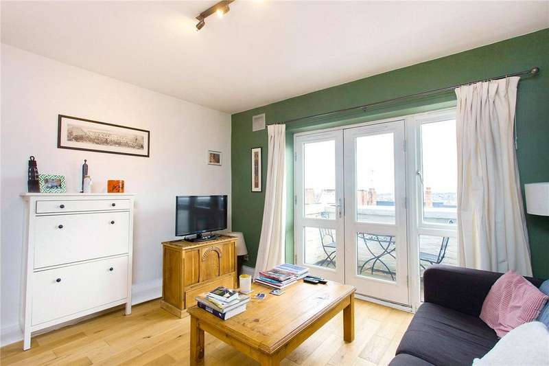 1 Bedroom Flat for sale in Hillrise Mansions, Warltersville Road, London, N19