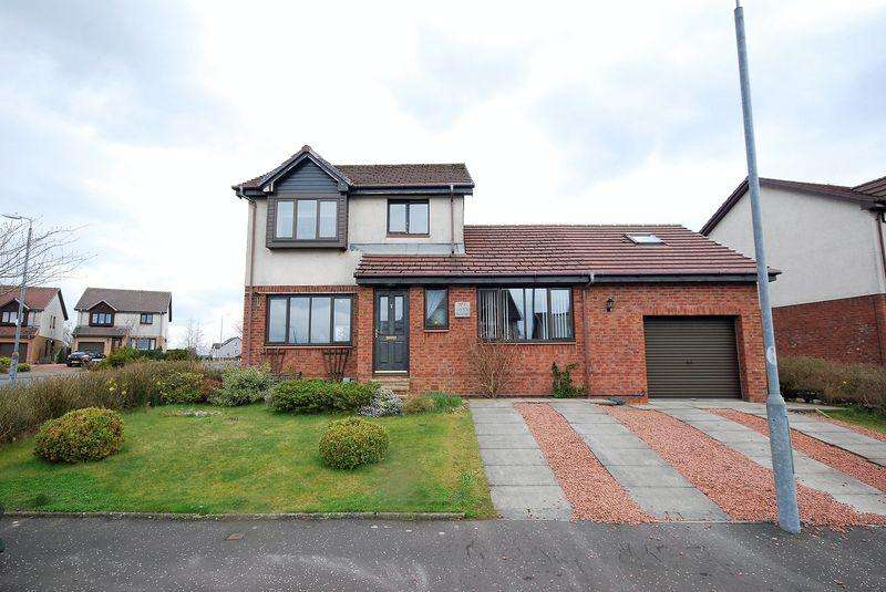 4 Bedrooms Detached Villa House for sale in 1 Dalrymple View, Coylton, KA6 6QN