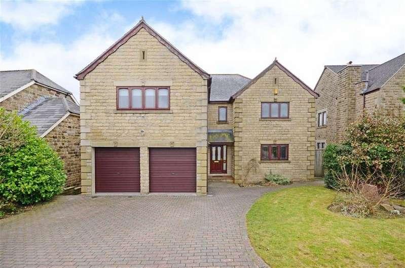 6 Bedrooms Detached House for sale in Highstones, 49 Redmires Road, Lodge Moor, Sheffield, S10