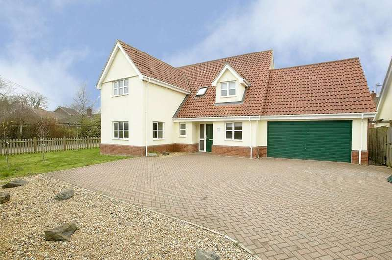 5 Bedrooms Detached House for sale in Kenninghall Road, Banham