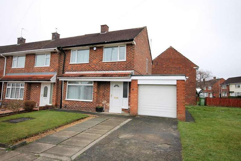3 Bedrooms End Of Terrace House for sale in Romford Road, Stockton-On-Tees