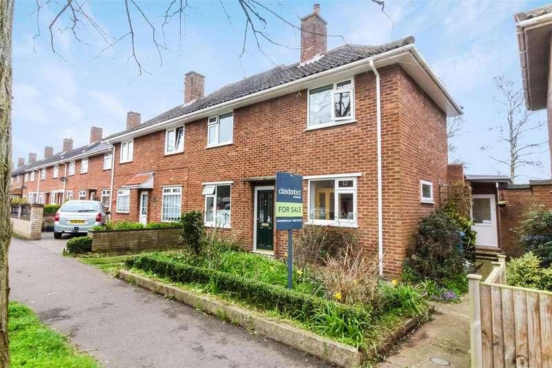 4 Bedrooms Semi Detached House for sale in Buckingham Road, Norwich, NR4