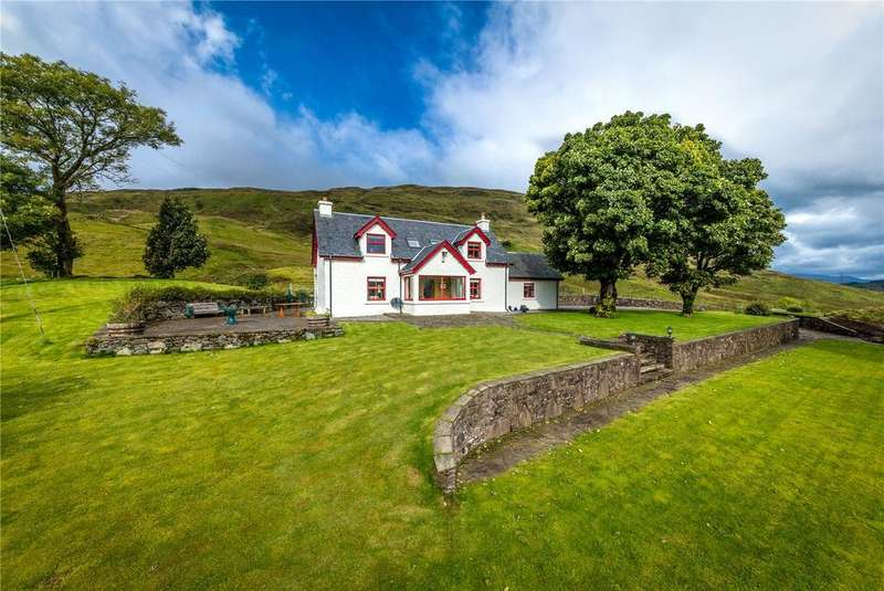 4 Bedrooms Detached House for sale in South Tullich, Inveraray, Argyll, PA32