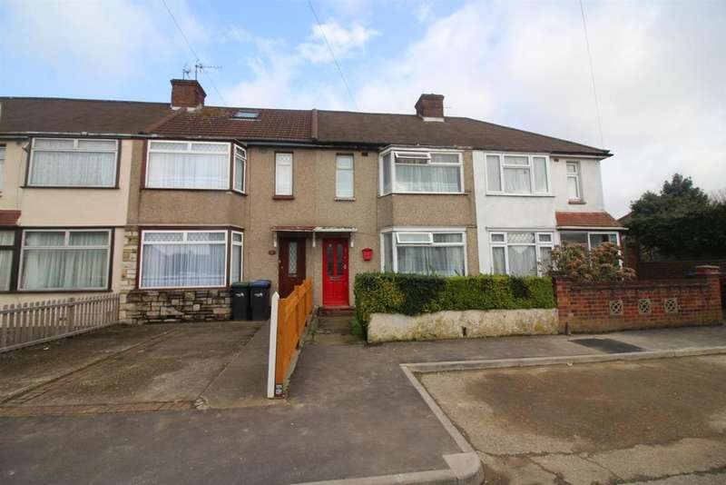 3 Bedrooms Terraced House for sale in The Hatch, Enfield