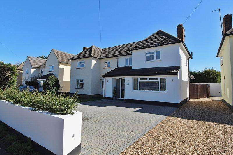 3 Bedrooms Semi Detached House for sale in Church Street, Langford