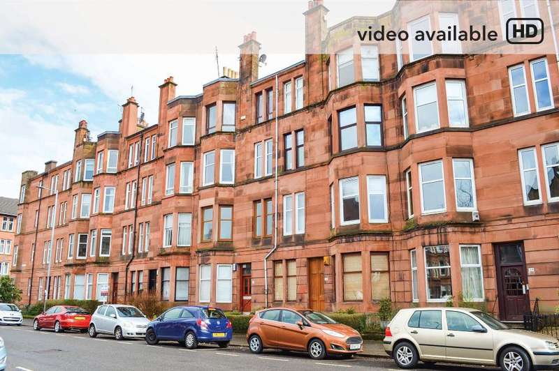 2 Bedrooms Flat for sale in Tantallon Road, Flat 2/2, Shawlands, Glasgow, G41 3LU