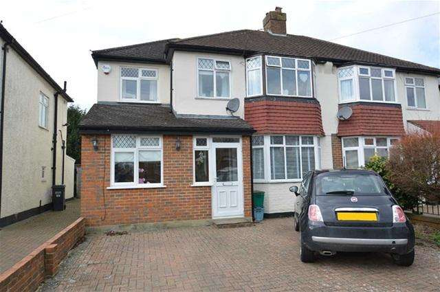 5 Bedrooms Semi Detached House for sale in Thornton Crescent, Coulsdon