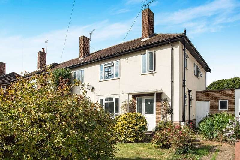 3 Bedrooms Semi Detached House for sale in Sheephouse Way, NEW MALDEN, KT3
