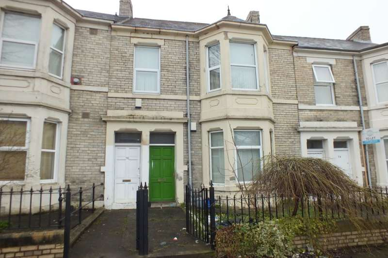 5 Bedrooms Flat for sale in Normanton Terrace, Newcastle Upon Tyne, NE4