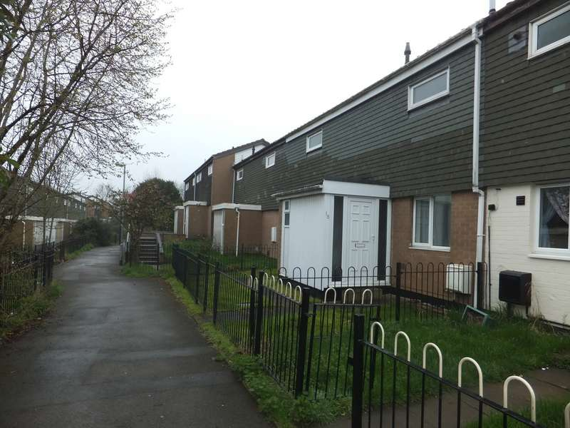 3 Bedrooms Terraced House for sale in Kennet, Belgrave, Tamworth B77