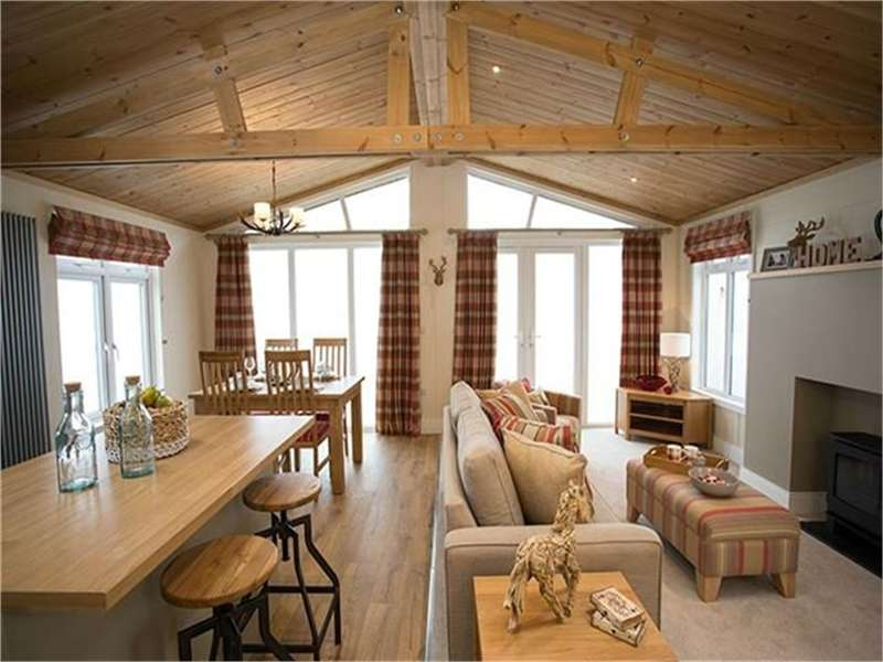 2 Bedrooms Park Home Mobile Home for sale in LA23 3DL, Fallbarrow Park, Rayrigg Road, Windermere