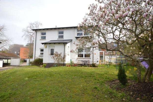 4 Bedrooms Detached House for sale in Dennysmead Court, Glenthorne Road, Exeter, Devon