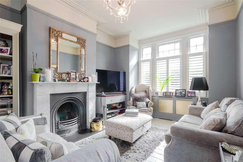 5 Bedrooms Terraced House for sale in Replingham Road, Southfields, London, SW18