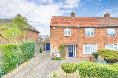 3 Bedrooms Semi Detached House for sale in Stacey Avenue, Wolverton, Milton Keynes, Buckinghamshire