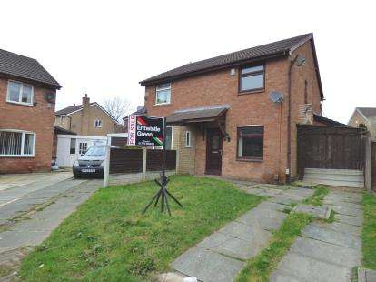 3 Bedrooms Semi Detached House for sale in White Meadow, Lea, Preston, Lancashire, PR2