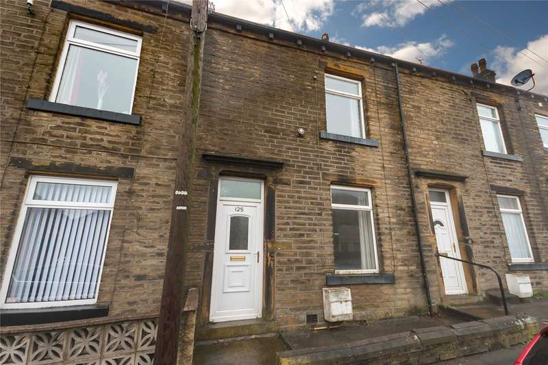 2 Bedrooms Terraced House for sale in Warley Road, King Cross, HALIFAX, West Yorkshire, HX1