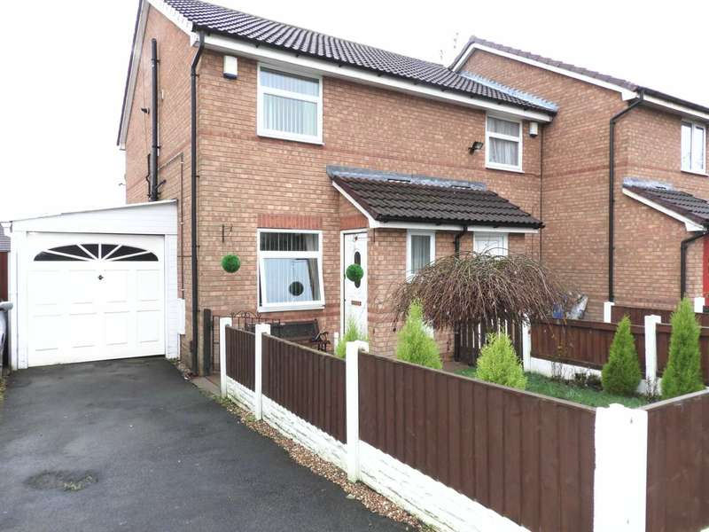 2 Bedrooms Terraced House for sale in Ness Grove, Westvale
