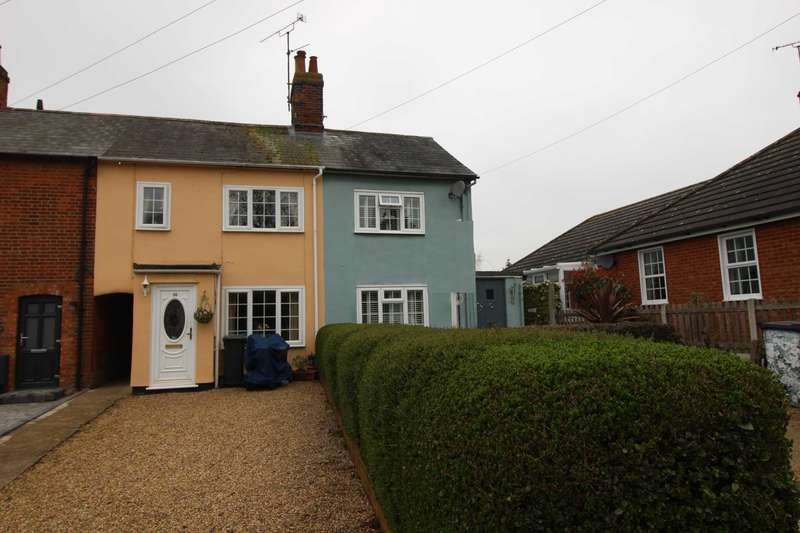 3 Bedrooms Terraced House for sale in Tilkey Road, Coggeshall
