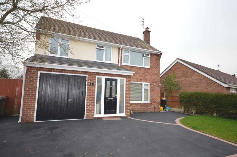 5 Bedrooms Detached House for sale in Cunningham Drive, Bromborough