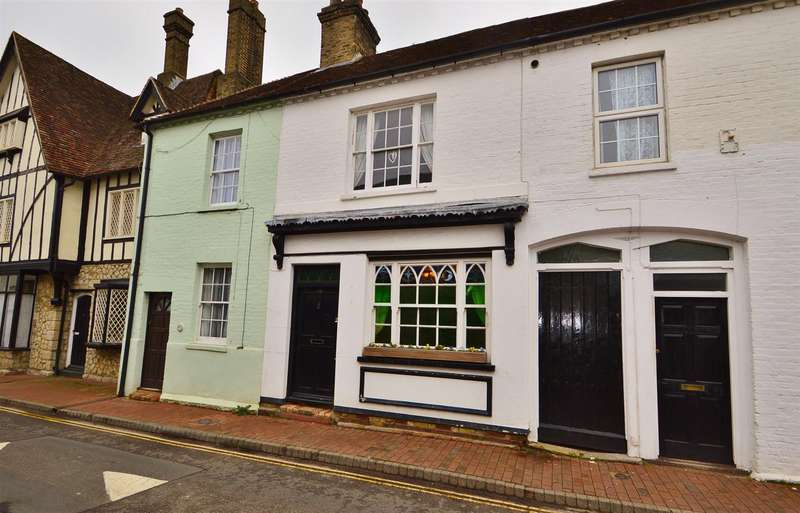 3 Bedrooms Terraced House for sale in High Street, Aylesford