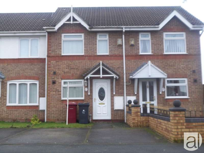 2 Bedrooms Terraced House for rent in Manorwood Drive Whiston L35
