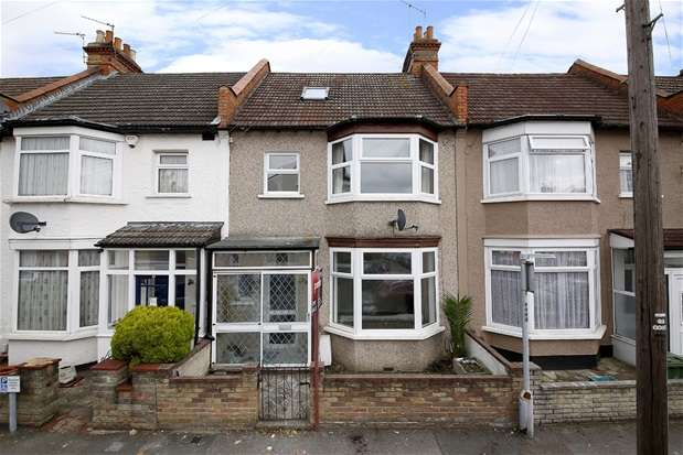 3 Bedrooms Terraced House for sale in Torr Road, Penge