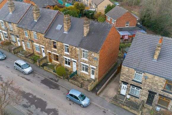 3 Bedrooms Terraced House for sale in Greengate Road, Sheffield
