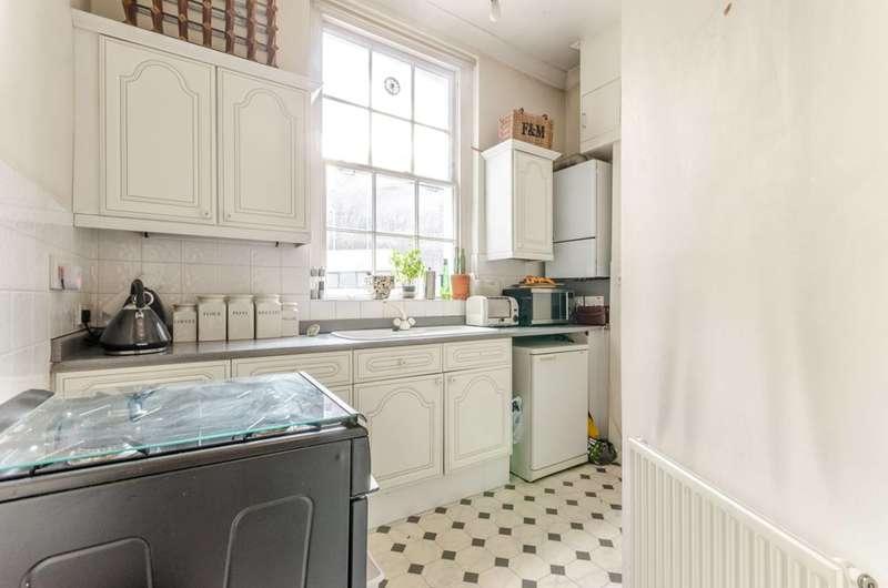 1 Bedroom Flat for sale in Sekforde Street, Clerkenwell, EC1R