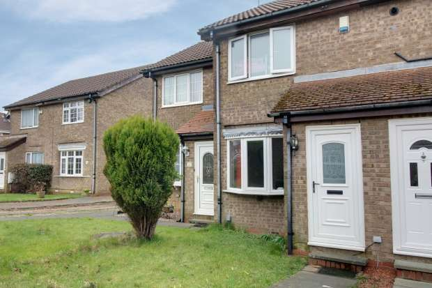 2 Bedrooms Terraced House for sale in Chelford Close, Wallsend, Tyne And Wear, NE28 9YE