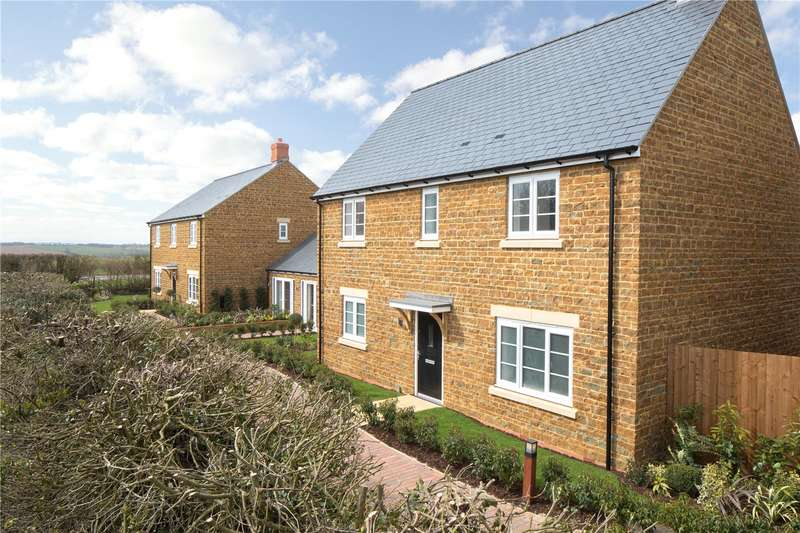 4 Bedrooms Detached House for sale in The Shotteswell, Hayfield Views, Great Bourton, Oxfordshire, OX17