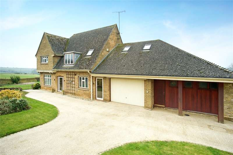 5 Bedrooms Detached House for sale in Somerton Road, Upper Heyford, Oxfordshire, OX25