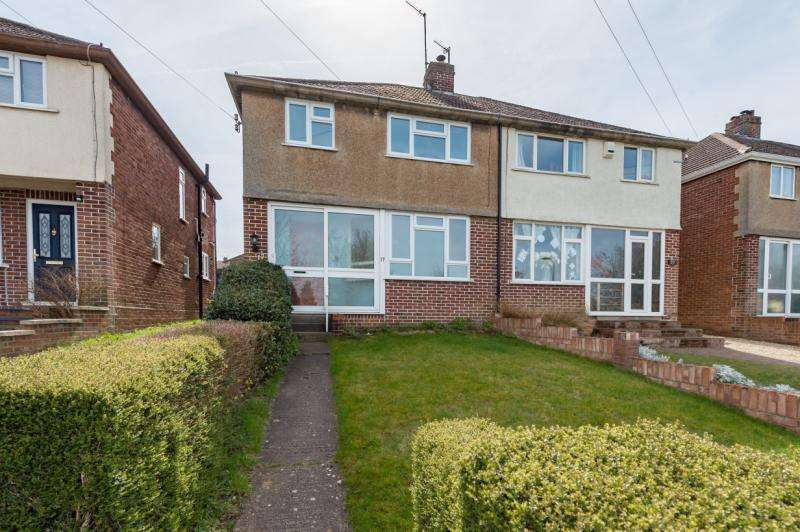3 Bedrooms Semi Detached House for sale in Chestnut Road, Oxford, Oxfordshire