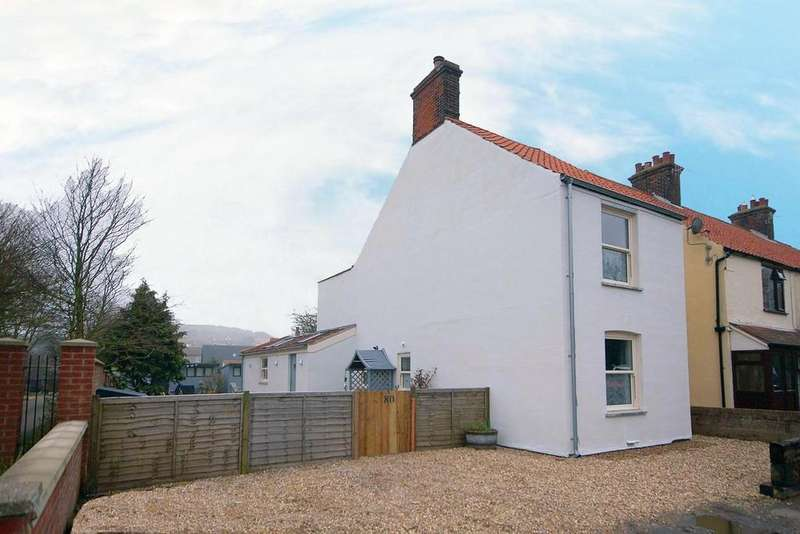 2 Bedrooms Detached House for sale in Beeston Common, Sheringham