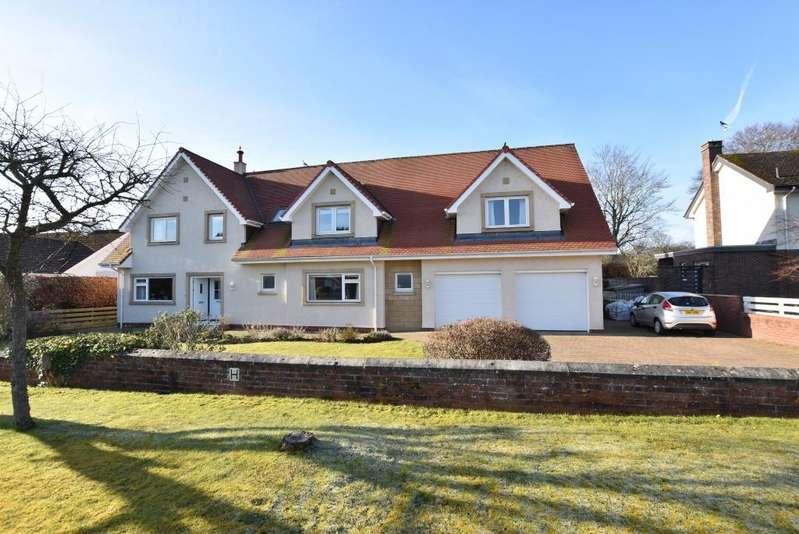 6 Bedrooms Detached Villa House for sale in 26 Lady Margaret Drive, Troon, KA10 7AL