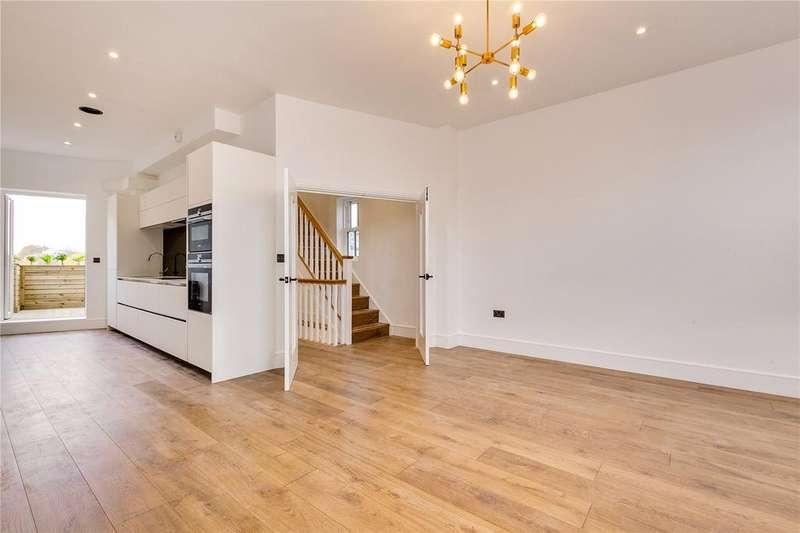 2 Bedrooms Flat for sale in Golborne Road, North Kensington, London