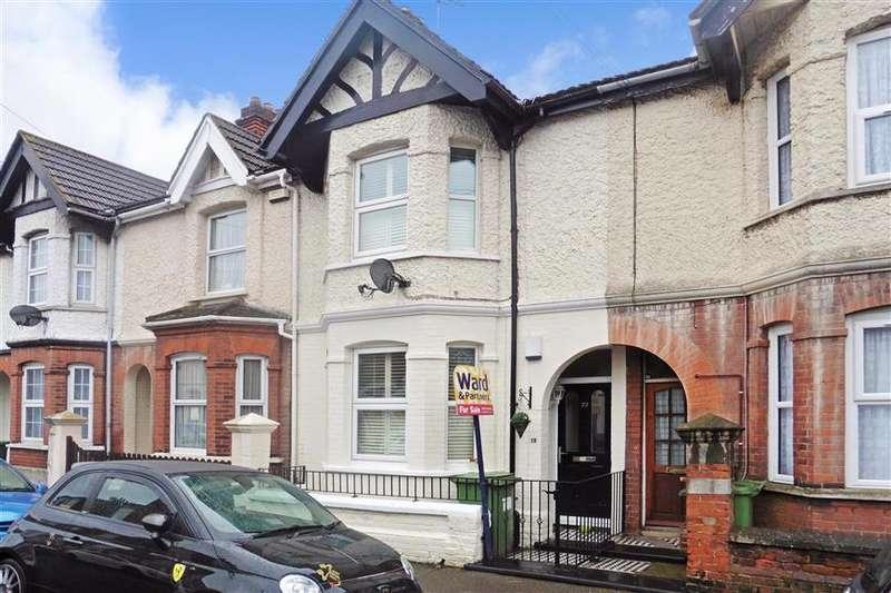 3 Bedrooms Terraced House for sale in Winstanley Road, Sheerness, Kent