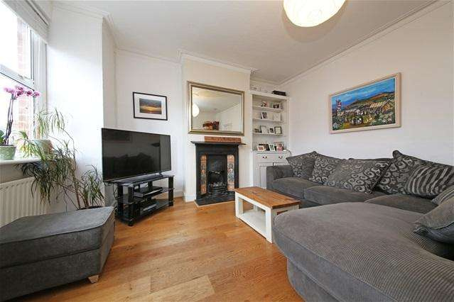 3 Bedrooms Maisonette Flat for sale in Kingston Road, Raynes Park